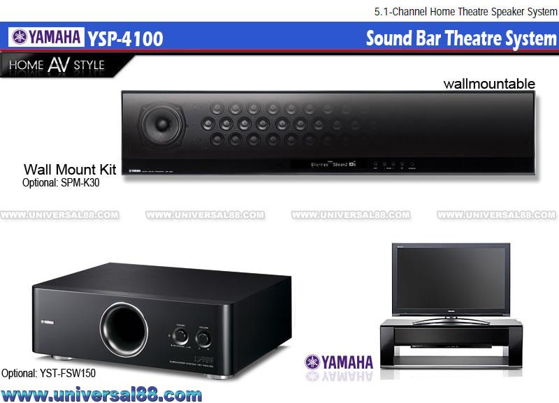 for Yamaha 4100 soundbar